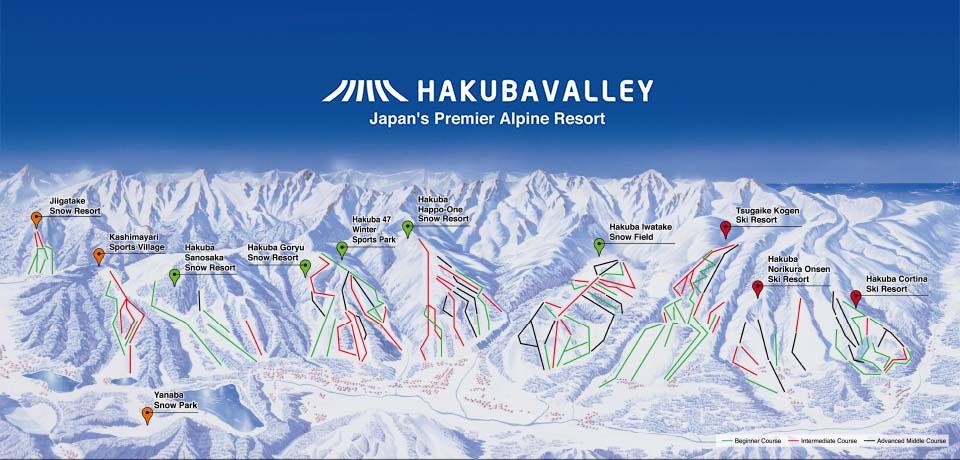 「HAKUBA VALLEY」の画像検索結果